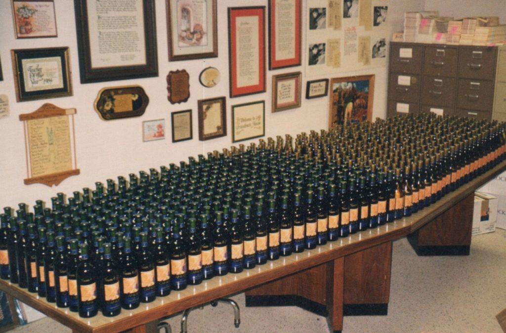 100 CASES WINE